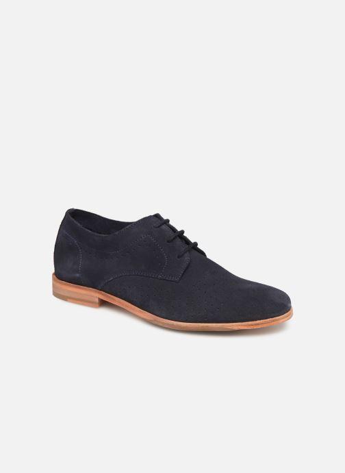 Chaussures à lacets P-L-D-M By Palladium Paroxysm Sud Bleu vue détail/paire
