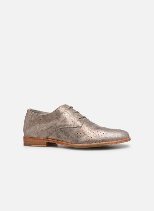 Zapatos con cordones P-L-D-M By Palladium Paroxysm Fl Beige vistra trasera