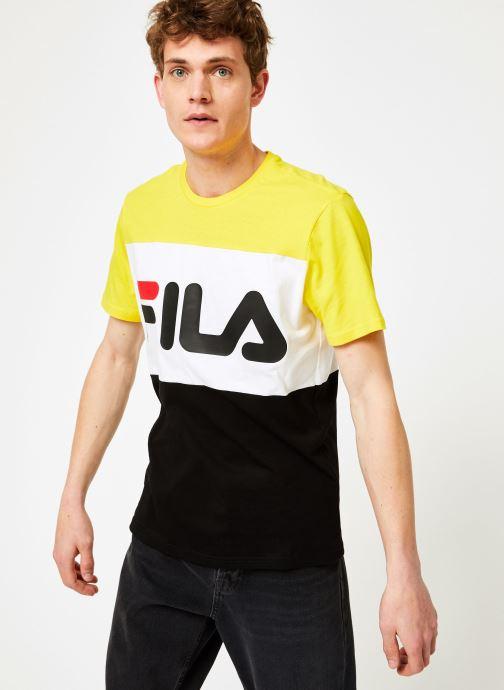 Vêtements FILA Day Tee Multicolore vue détail/paire
