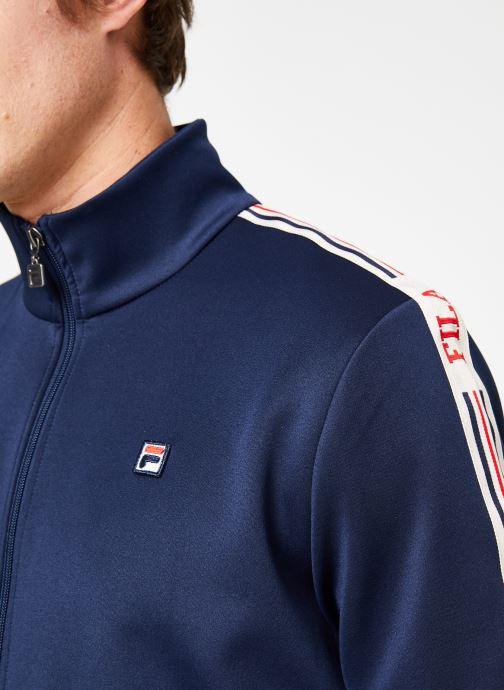 Tøj FILA Lefty Track Jacket Blå se forfra