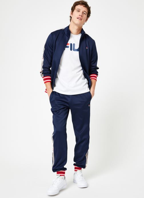 Tøj FILA Lou Track Pants Blå se forneden