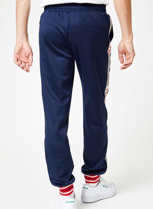 Tøj FILA Lou Track Pants Blå se skoene på