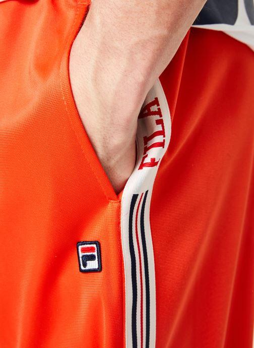 Vêtements FILA Josh Long Shorts Multicolore vue face
