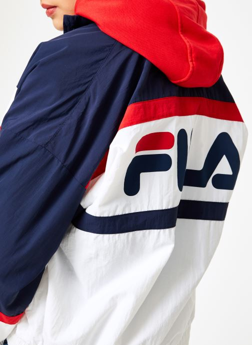 Vêtements FILA Kaya Wind Jacket Multicolore vue face