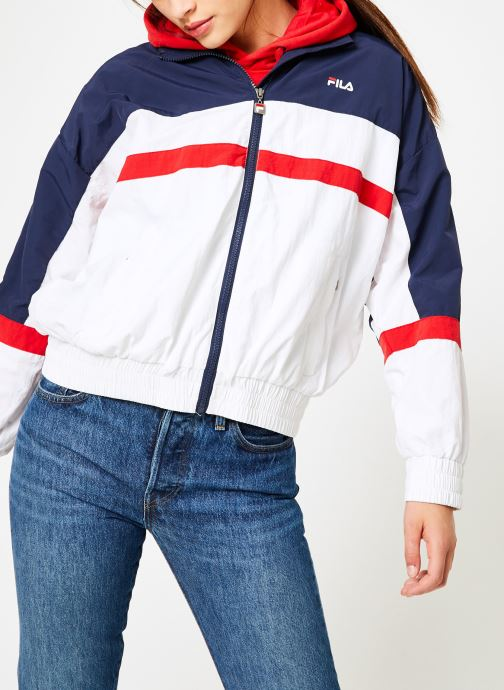 Vêtements FILA Kaya Wind Jacket Multicolore vue détail/paire