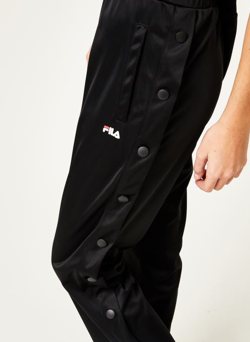 Vêtements FILA Geralyn Track Pants Noir vue face