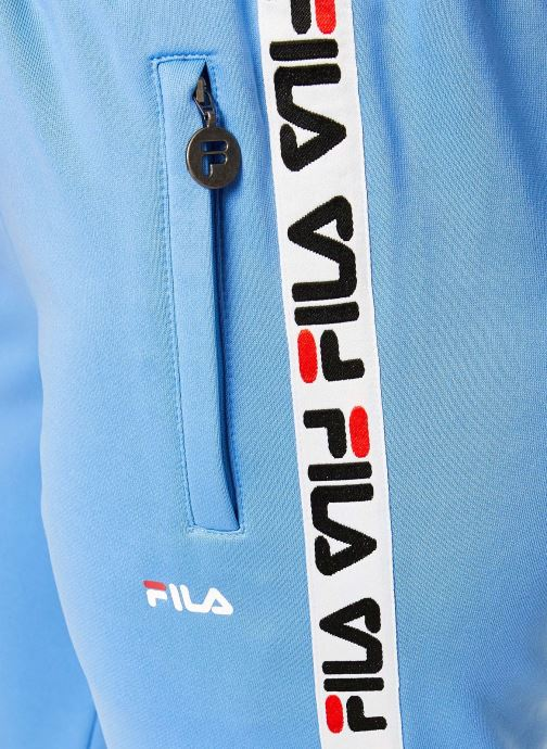Vêtements FILA Thora Track Pants Bleu vue face