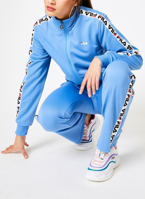 Vêtements Jacket Fila Track Talli Marina 9eEYIbWDH2