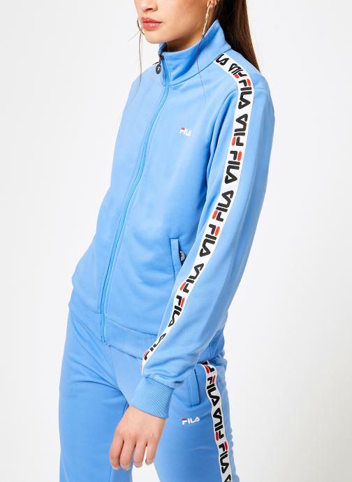 Tøj FILA Talli Track Jacket Blå Se fra højre