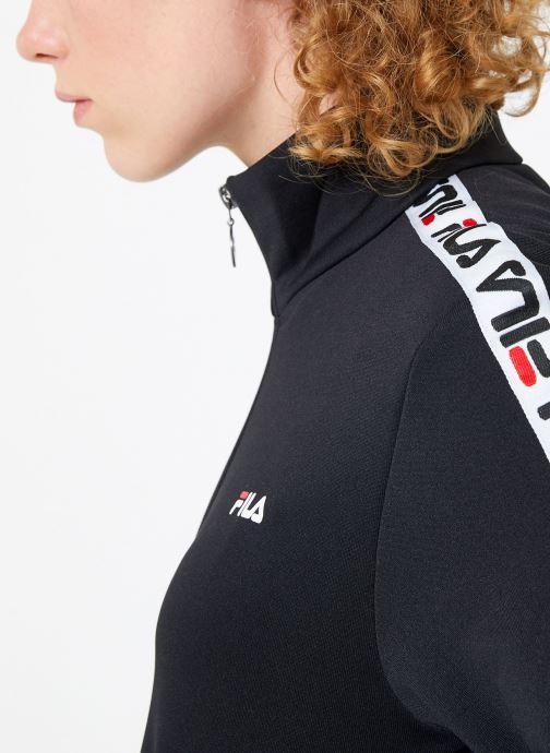 Vêtements FILA Talli Track Jacket Noir vue face