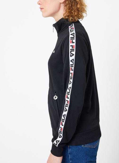 Vêtements FILA Talli Track Jacket Noir vue droite