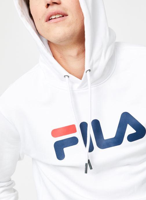 Vêtements FILA Pure Hoody Homme Blanc vue détail/paire