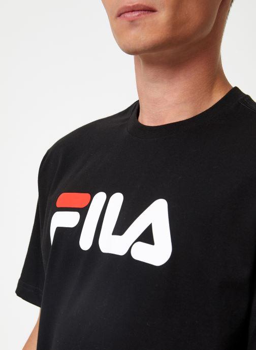 Tøj FILA Pure Short Sleeve Shirt Homme Sort se forfra