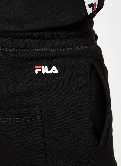 Vêtements FILA Pure Basic Pants Homme Noir vue face