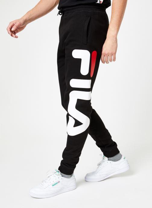 Vêtements FILA Pure Basic Pants Homme Noir vue détail/paire