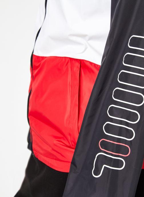 Vêtements FILA HUGO Trackjacket Multicolore vue face