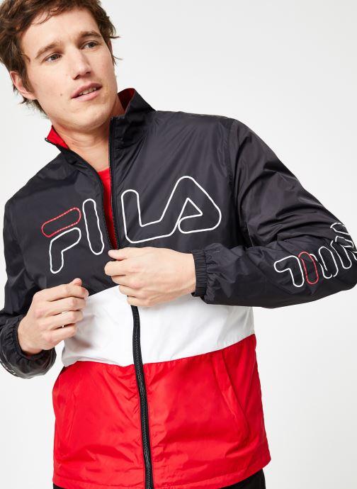 Vêtements FILA HUGO Trackjacket Multicolore vue détail/paire