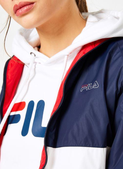 Vêtements FILA BRENDA Shell Jacket Multicolore vue face