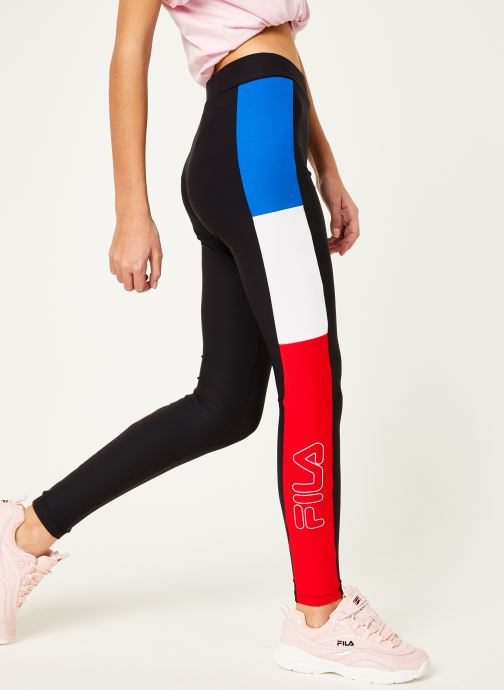 Tøj FILA HONOR Leggings Multi detaljeret billede af skoene