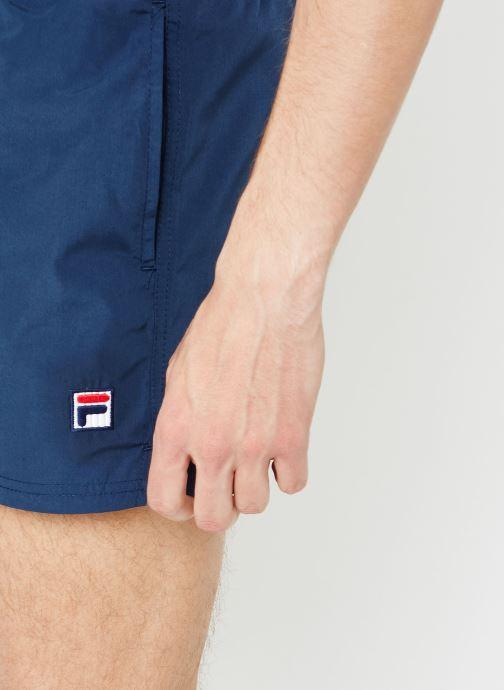 Tøj FILA SEAL Blå se forfra