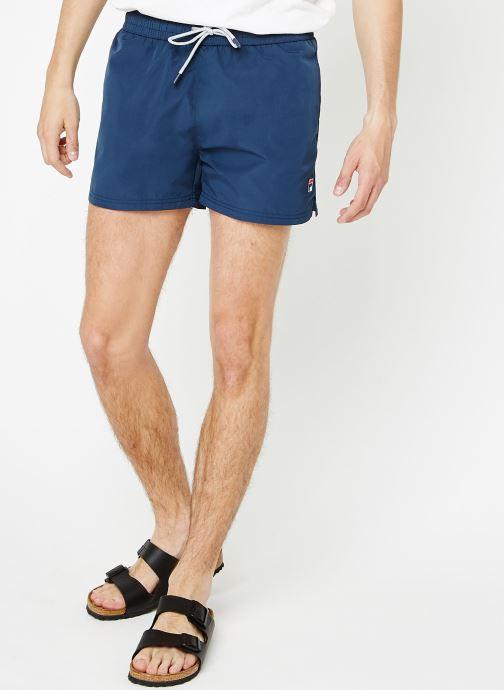 Tøj FILA SEAL Blå detaljeret billede af skoene