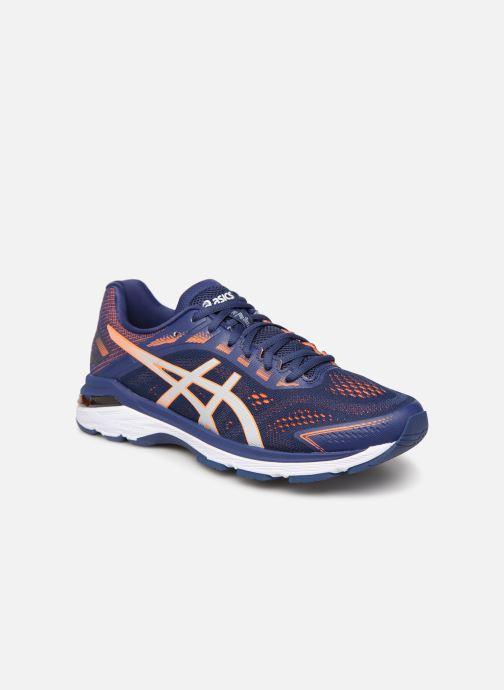 Sportssko Asics Gt-2000 7 Blå detaljeret billede af skoene