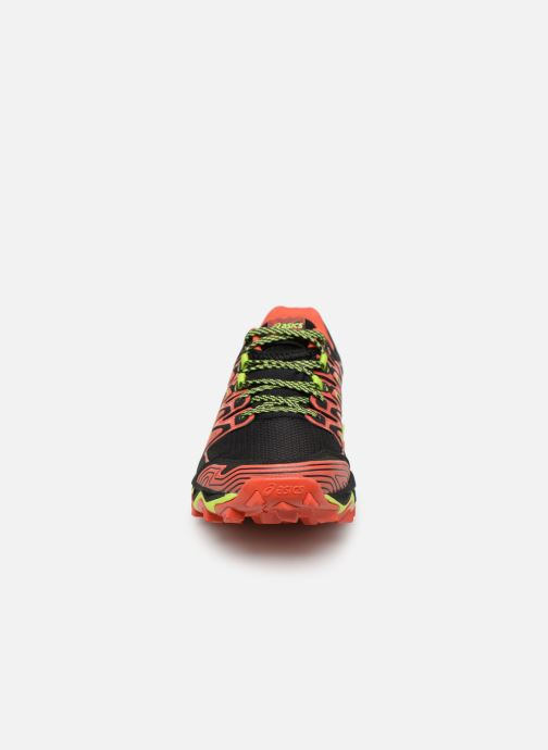Zapatillas de deporte Asics Gel-Fujitrabuco 7 Rojo vista del modelo