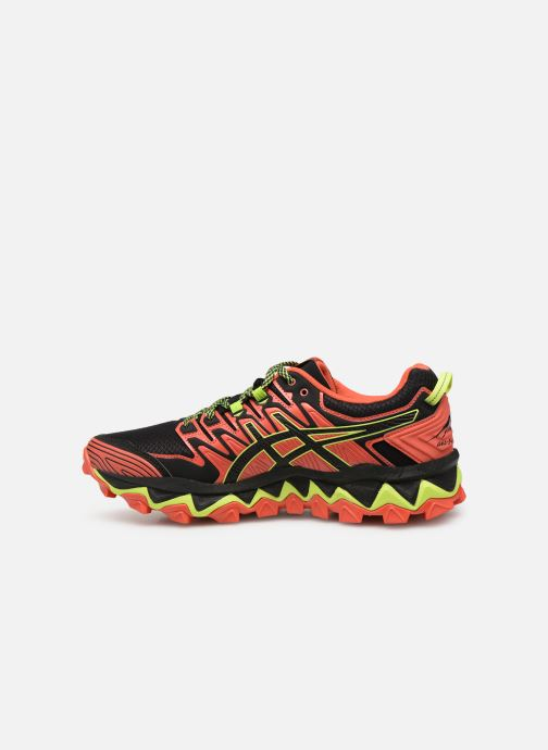 Zapatillas de deporte Asics Gel-Fujitrabuco 7 Rojo vista de frente