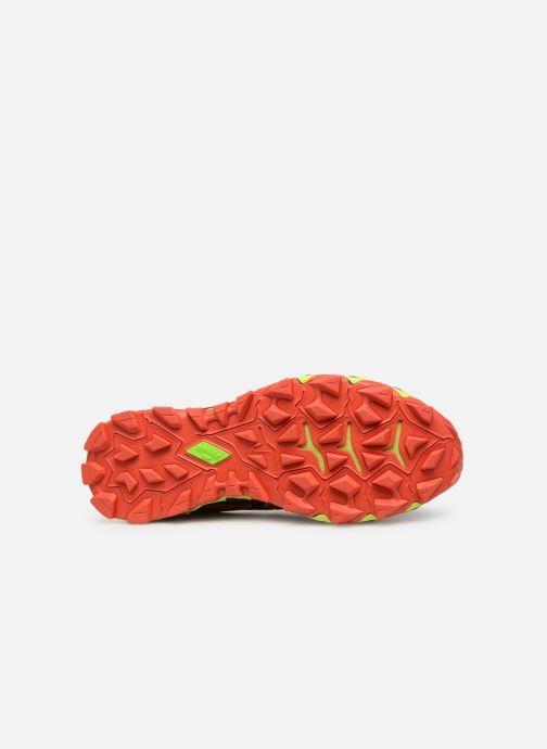 Zapatillas de deporte Asics Gel-Fujitrabuco 7 Rojo vista de arriba