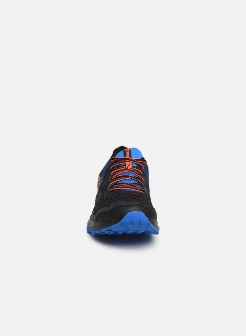 Sportschuhe Asics Gel-Sonoma 4 schwarz schuhe getragen