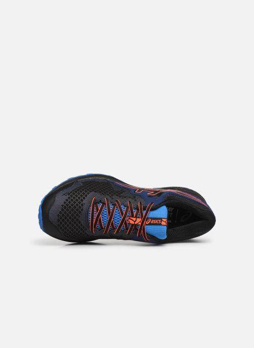 Sportschuhe Asics Gel-Sonoma 4 schwarz ansicht von links