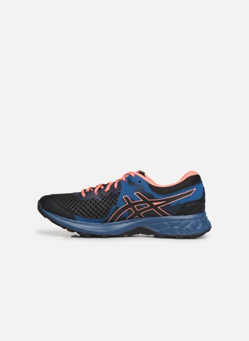 Sportschoenen Asics Gel-Sonoma 4 Zwart voorkant