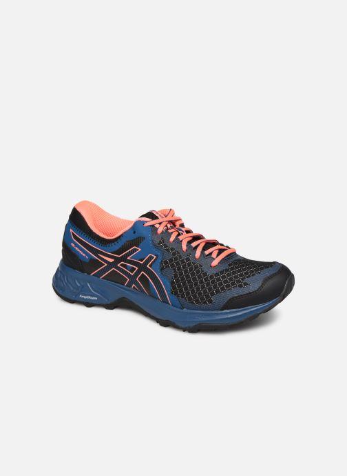 Chaussures de sport Asics Gel-Sonoma 4 Noir vue détail/paire