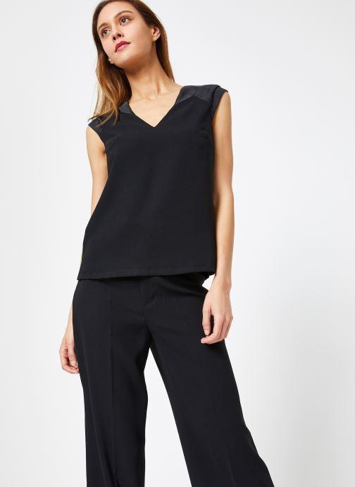 Vêtements IKKS Women 1 Top Noir vue droite