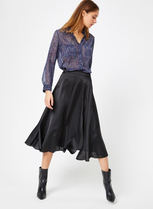 Vêtements IKKS Women Che Ml Bleu vue bas / vue portée sac
