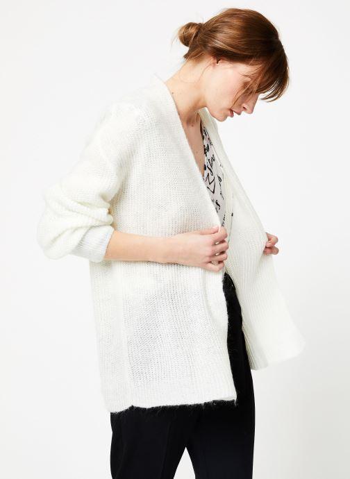VêtementsPulls Women Car Ceinture Gilets Blanc Ikks Et Ml Cassé eCxdBo