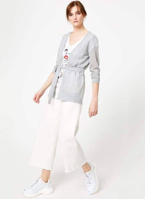 Vêtements 1 gris Car Ikks 369548 Women Ml Chez xXOnqaP