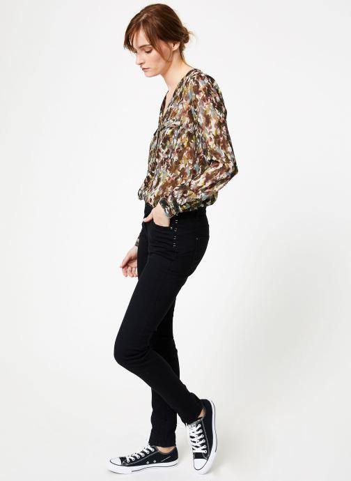 Women Noir Slim Ikks Den VêtementsJeans Sculpt j354ARqcL