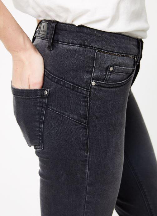 Vêtements IKKS Women Den Slim Scu Up Gris vue face