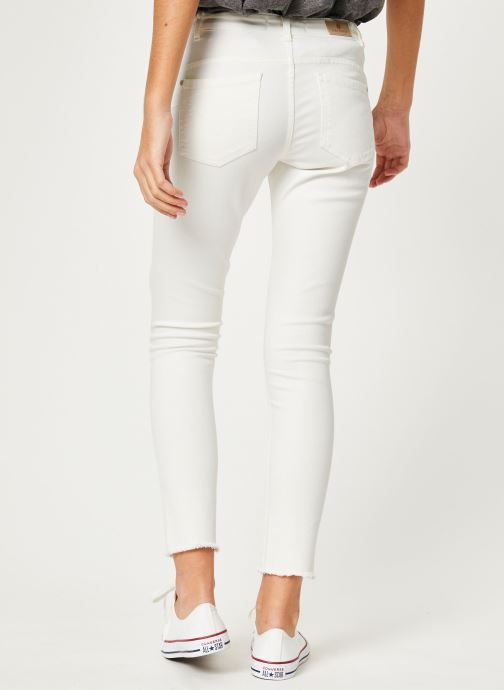 Ikks Women Scu Up Blanc Den VêtementsJeans Slim Cassé EH9be2WDIY