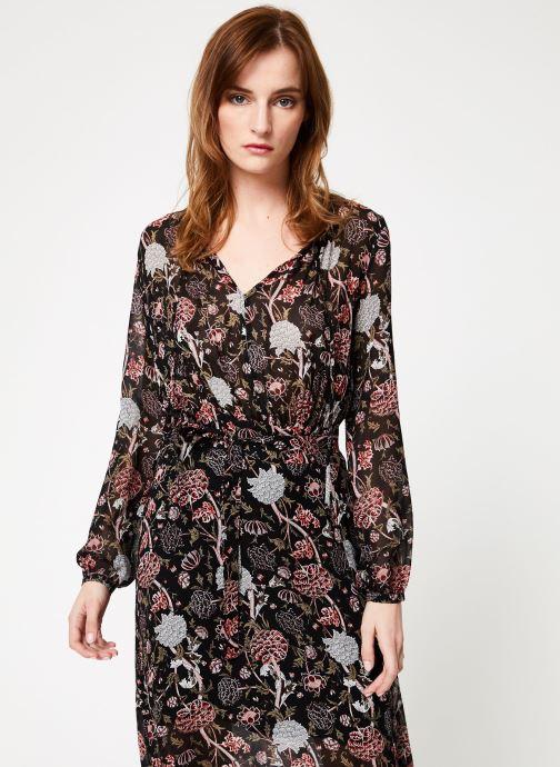 Vêtements IKKS Women Rob Ml Pivoine Noir vue droite