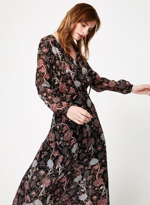 Vêtements IKKS Women Rob Ml Pivoine Noir vue détail/paire