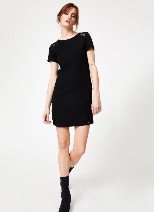 Vêtements IKKS Women Rob Ml Bijou Noir vue bas / vue portée sac