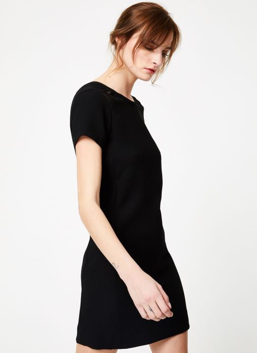 Vêtements IKKS Women Rob Ml Bijou Noir vue droite