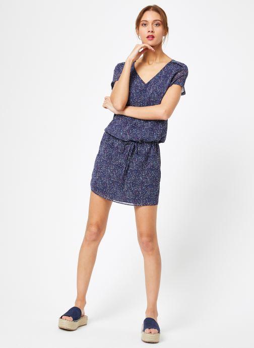 Vêtements IKKS Women Rob Bleu vue bas / vue portée sac