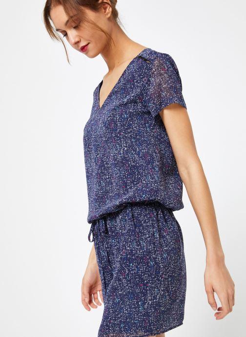 Vêtements IKKS Women Rob Bleu vue détail/paire