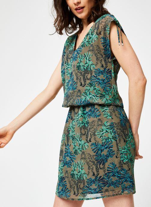 Vêtements IKKS Women Rob Vert vue droite
