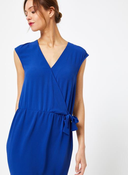 Vêtements IKKS Women Rob Mc Bleu vue détail/paire