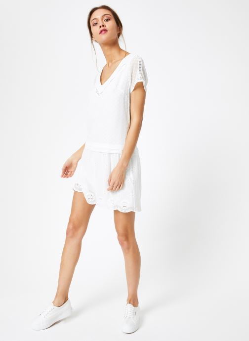 Blanc Cassé Rob Women VêtementsRobes Ikks Mc nm0wN8