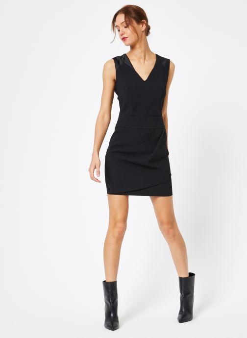 Vêtements IKKS Women 1 Rob Sm Noir vue bas / vue portée sac